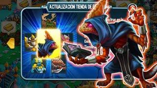 EL MEJOR GUARDAESPALDAS !! DARMITH'S BODYGUARD REVIEW Monster Legends