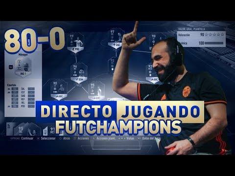 LA MEJOR MLS DE FIFA 17 EN FUT CHAMPIONS CLASIFICATORIO | ROAD TO 15000 SUSCRIPTORES | FIFA17