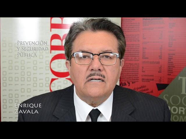 Enrique Zavala (Corrupción, impunidad y abuso de poder)