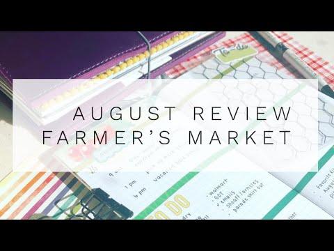 August Review / Flip Through