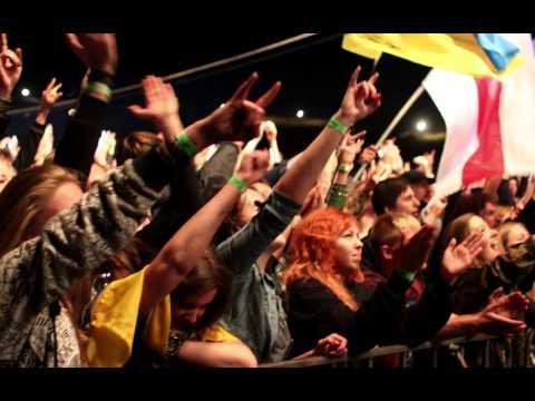 Tanzwut - Carpathian Alliance Metal Festival & Forpost Festival (Ukraine, July 25th & 26th, 2014)