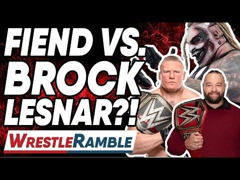 Brock Lesnar Vs. The Fiend At WWE Survivor Series 2019?! | WrestleTalk's WrestleRamble