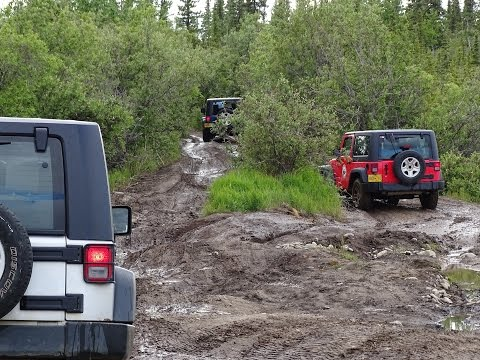 Alaska Denali Jeep Excursion
