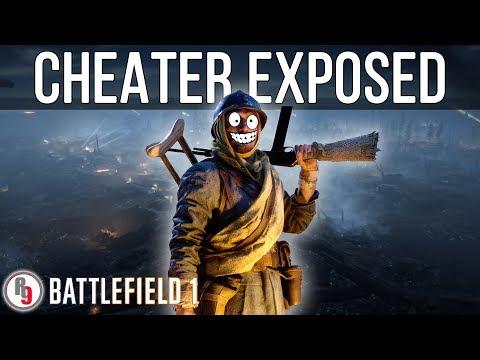 Cheater / Hacker Exposed - Battlefield 1