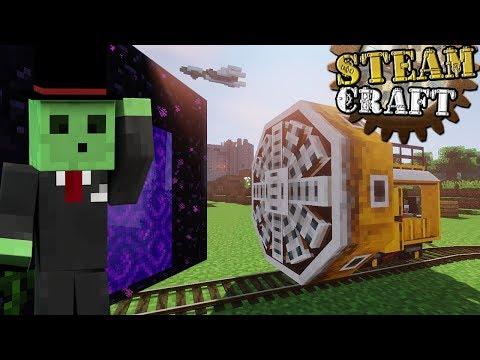 Steel Vieni a me! SteamCraft E9