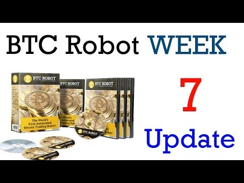 Bitcoin Robot Review Update After 7 Weeks