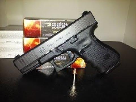 Glock 19 Gen 4 9mm Pistol – PG1950203