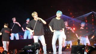 190324 So What @ 방탄소년단 BTS Love Yourself in Hong Kong HK 2019 Day 4 香港 防彈少年團 Fancam