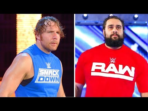 10 Leaked Spoilers WWE Superstar Shake Up 2018 - Braun Strowman and Daniel Bryan Changing Brands?