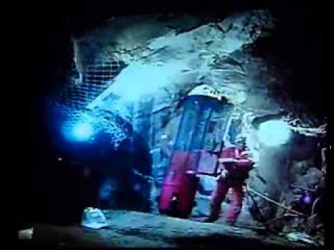 2010年10月14日 チリ鉱山 落盤 最後の脱出者