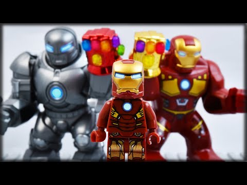 LEGO Iron Man Infinity Powers