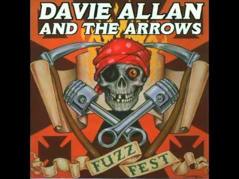 Davie Allan & The Arrows - Angel Dust