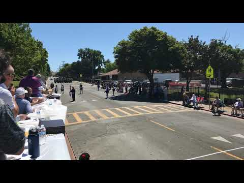 Petaluma HS Band City of Vallejo Band Review 2018