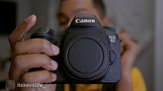 Why I got the Canon 6D Mk I in 2019