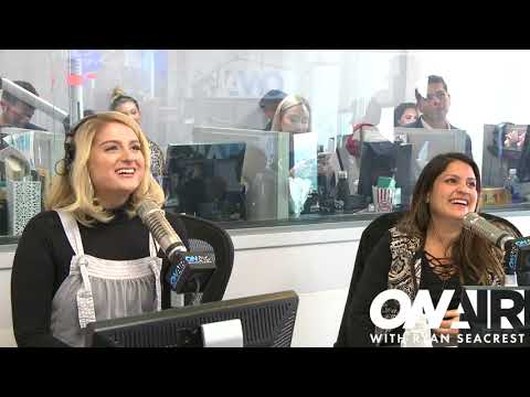 Meghan Trainor Talks About Twins and Her Future Family | On Air with Ryan Seacrest