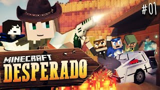 Gefangen im Wilden Westen! ★ Minecraft DESPERADO | #01