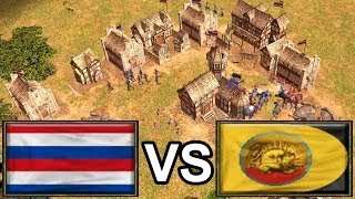 LordRaphael is not afraid for the Sioux! [Age of Empires 3