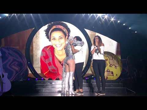 Katy Perry - Unconditionally + Homenagem à Marielle Franco (Witness The Tour)