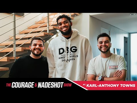 NBA star Karl-Anthony Towns reveals dream team for Apex
