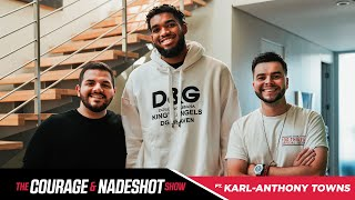 WHY KARL-ANTHONY TOWNS IS NBA'S BEST GAMER - The CouRage and Nadeshot Show #6