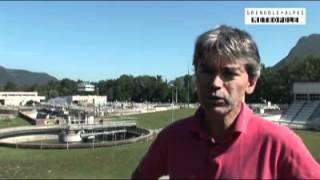 Aquapôle : une station de traitement des eaux plus verte