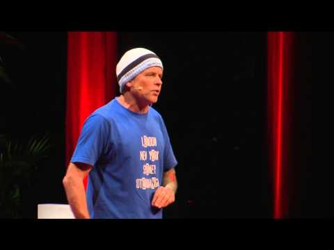 Small town big change: Dale Williams at TEDxAuckland