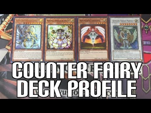 Yugioh Counter Fairy Deck Profile - 3x Wave of Light Structure Decks / Jan 2018