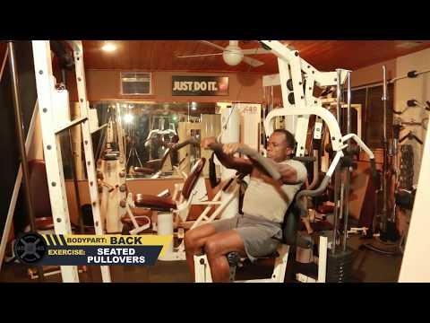 Dr Gene James- Pacific Fitness ZUMA Demo