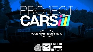 Project CARS - Pagani Edition (Free to Play) - Gameplay - PC HD | ULTRA SETTINGS [1080p]