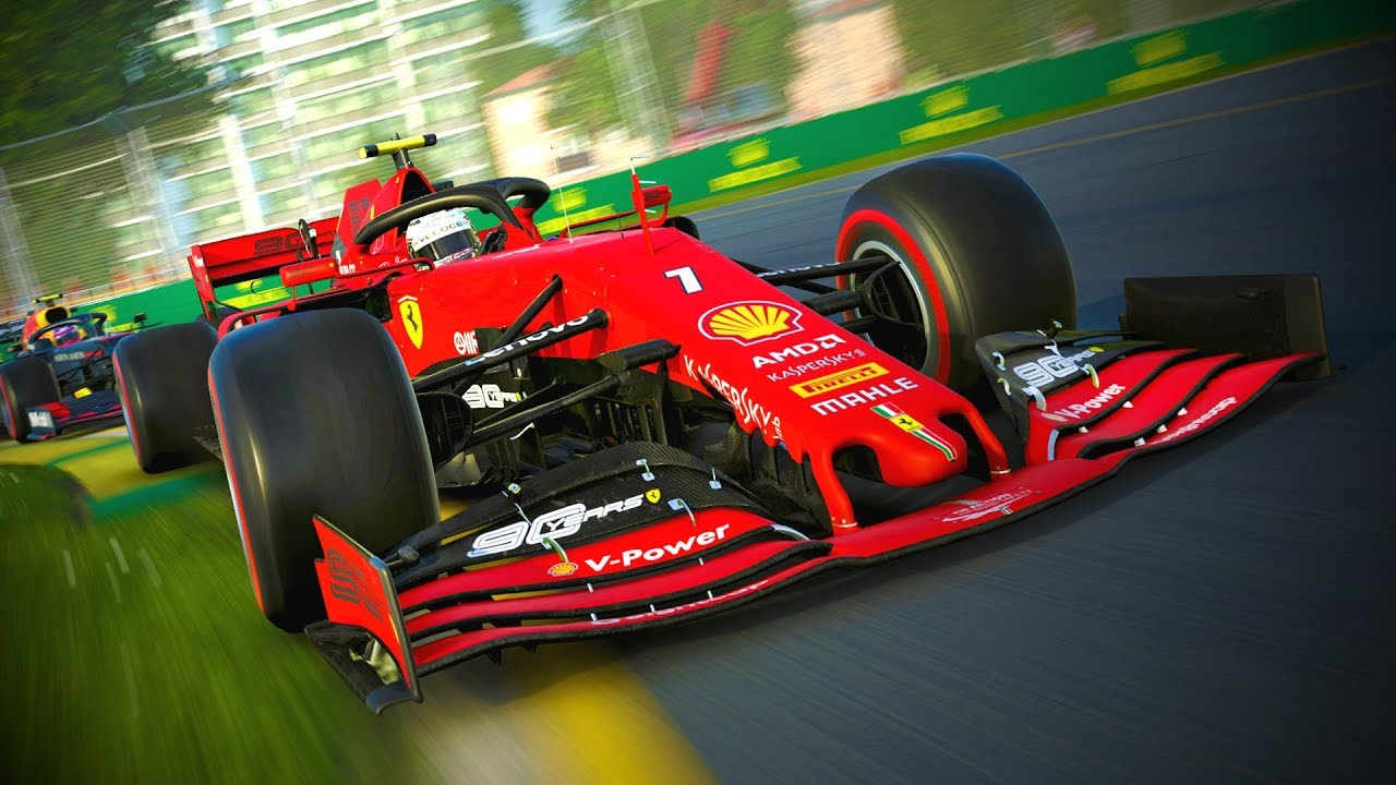JOINING FERRARI! - F1 2019 CAREER MODE Part 86: WORST CAR ON THE GRID!