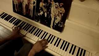 Harvest For The World by the Isley Brothers for solo piano