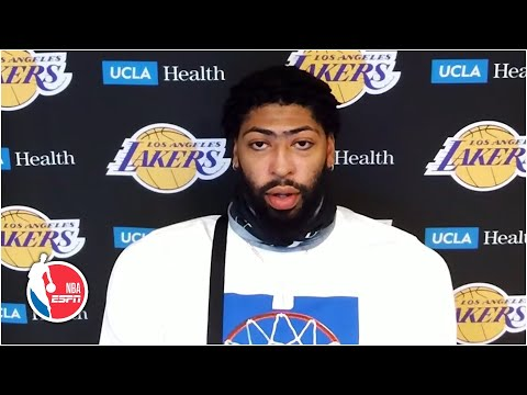 Anthony Davis says he has to be better after Lakers' loss | NBA on ESPN