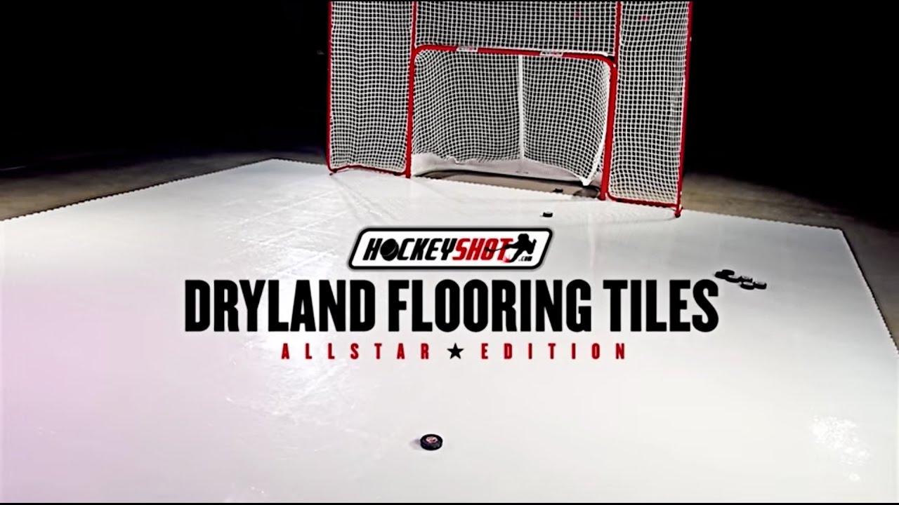 Dryland Flooring Tiles All Star Edition From Hockeyshot