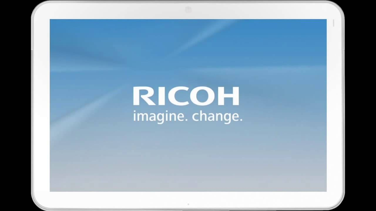 How-to Video's - Help Section and Ricoh User Guide Video's