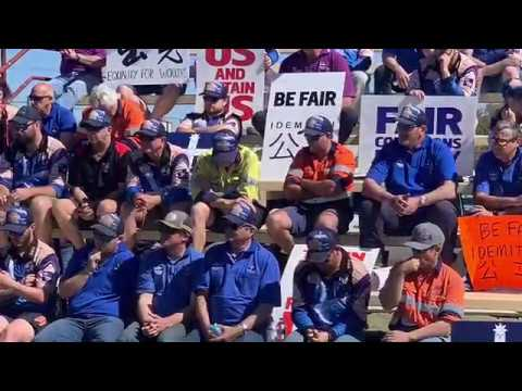 Boggabri Coal Workers Fight For A Better Deal