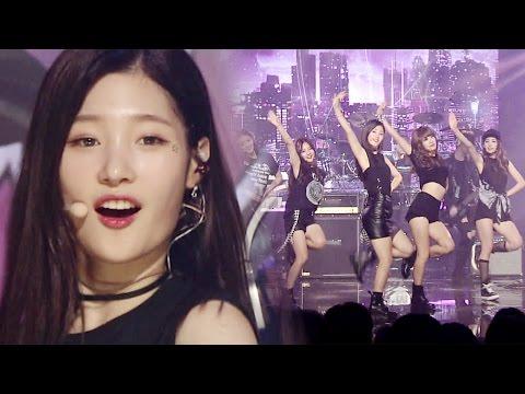《SEXY》 DIA (다이아) - On The Road(Rock version) (그 길에서) @인기가요 Inkigayo 20160710