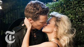 Benedict Cumberbatch & Reese Witherspoon | Great Performers: 9 Kisses | The New York Times