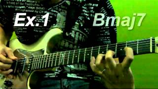 bebebe tuning lesson 01 easy but cool chords