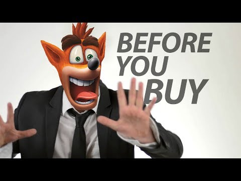 Crash Bandicoot: N. Sane Trilogy - Before You Buy