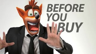 Crash Bandicoot: N. Sane Trilogy - Before You Buy