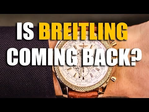 Is Breitling Making A Comeback