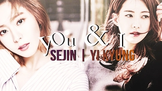 Video SeJin & Yi Kyung | You & I download MP3, 3GP, MP4, WEBM, AVI, FLV Januari 2018
