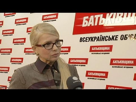 Tymoshenko calls for pressure on Putin over Ukrainian pilot Savchenko verdict