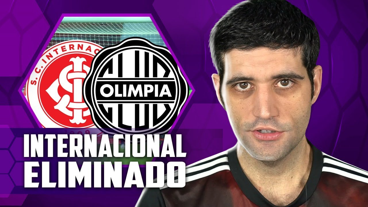 Internacional ELIIMINADO e Argentinos CHORANDO - Libertadores Oitavas
