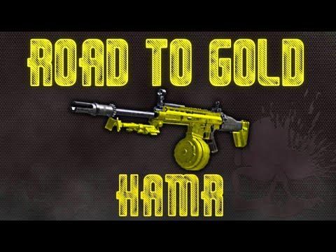BO2: Road To Gold - (HAMR)