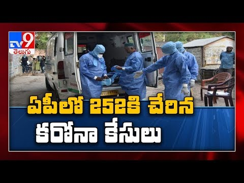 Kurnool Coronavirus Cases Increase To 53, Andhra Pradesh Stands At 252 - TV9