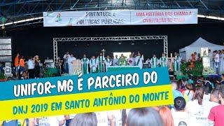 UNIFOR-MG É PARCEIRO DO DNJ EM SANTO ANTÔNIO DO MONTE