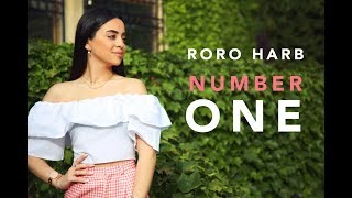 Roro Harb - Number One (Official Lyric Video) | رورو حرب - نامبر وان
