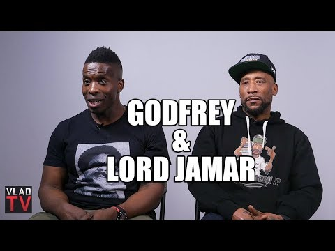 Lord Jamar & Godfrey Laugh at Christian Missionary Killed by Island Natives (Part 2)
