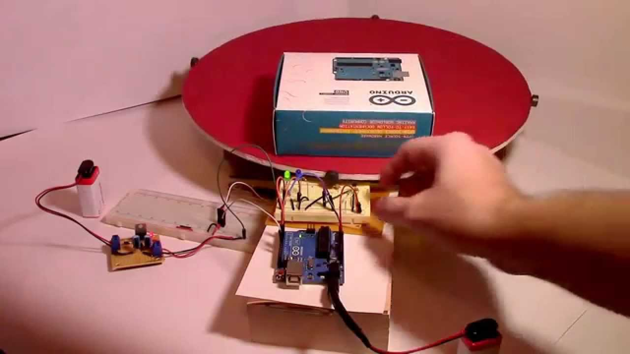Arduino Controlled
